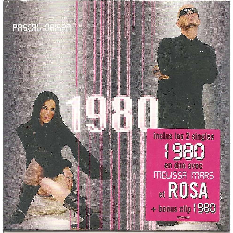 Pascal Obispo 1980 / Rosa / Clip 1980