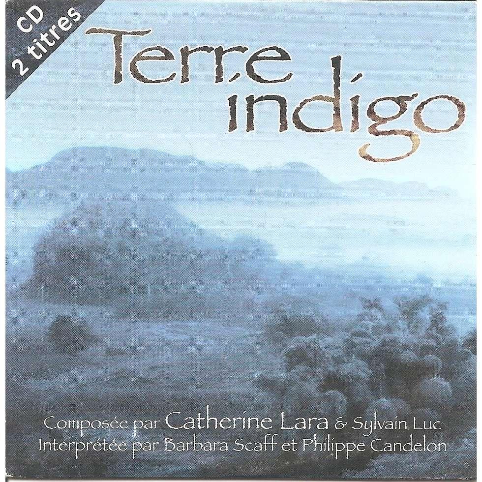 Barbara SCAFF - Catherine LARA - Soundtrack : Terr Terre indigo