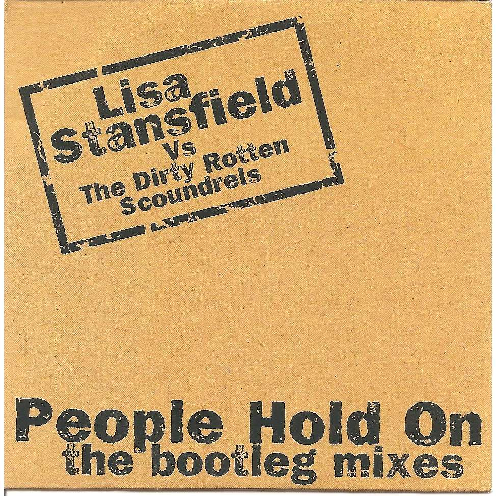Lisa Stanfield People hold on - The bootleg mixes