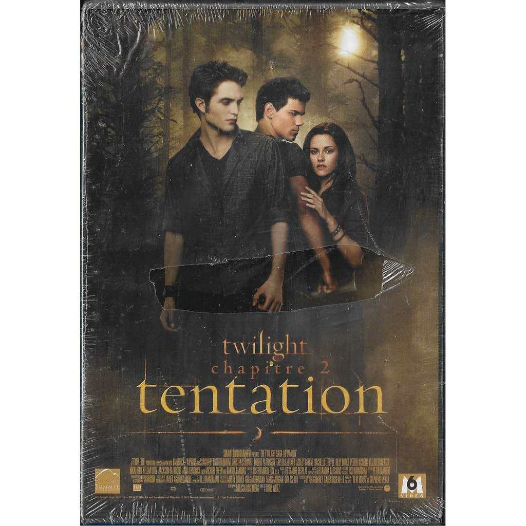 Twilight - - Chapitre 2 : Tentation