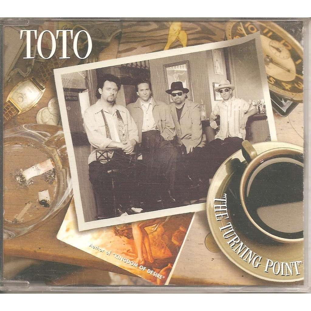 toto The turning point / The road goes on / Time is the enemy