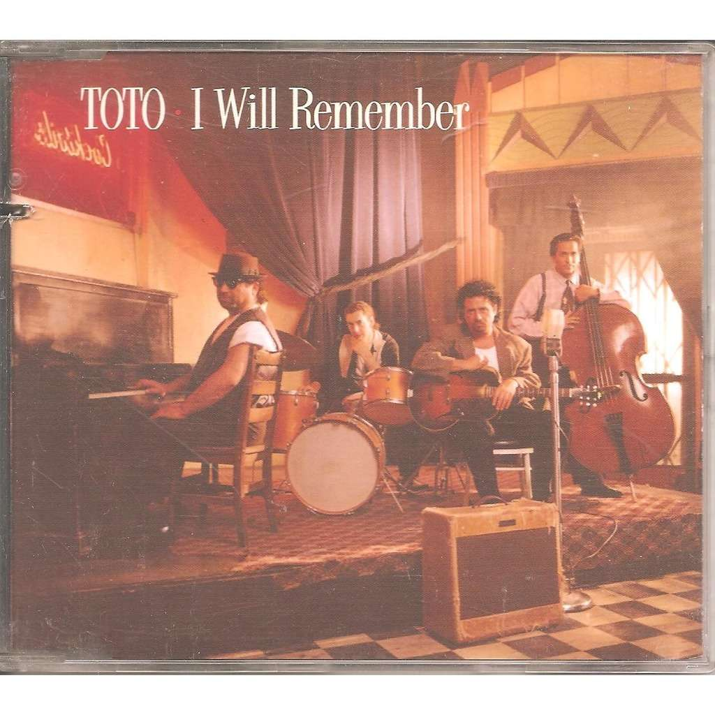 Toto I will remember - 2 versions / Dave's gone skiing / Blackeye