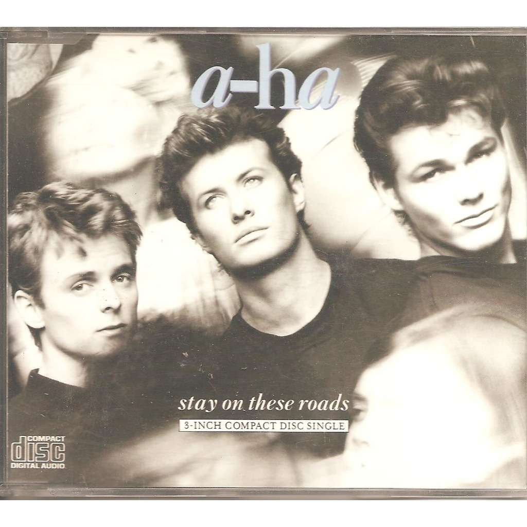 A-ha Stay on these roeds / Soft rains of april / Take on me / Cry wolf