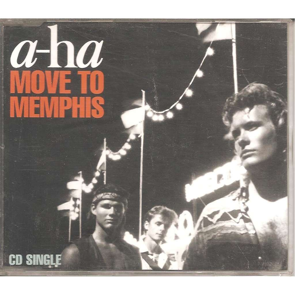 a ha Move to Memphis / Crying in the rain / Early morning / Manhattan skyline
