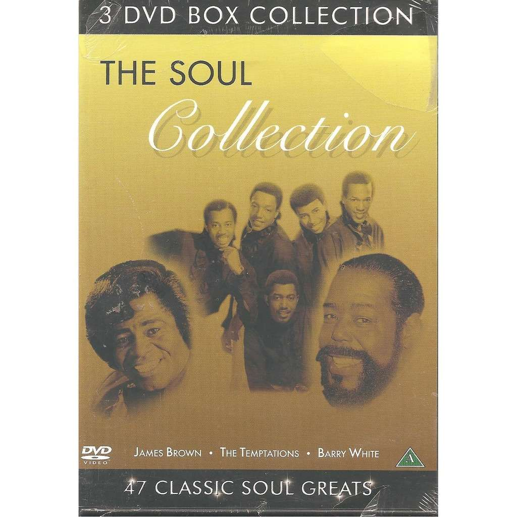 THE SOUL COLLECTION 47 Classic soul greats