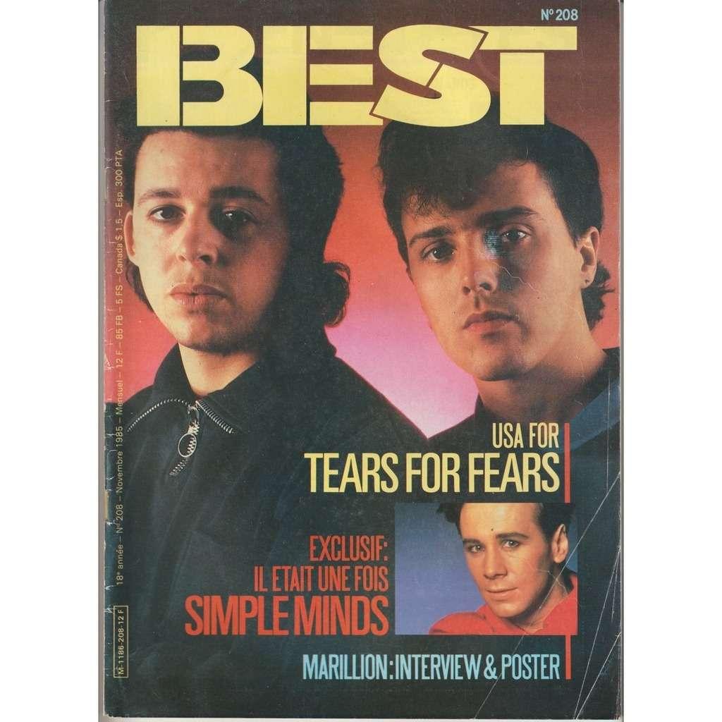 Best Magazine N° 208-novembre 1985