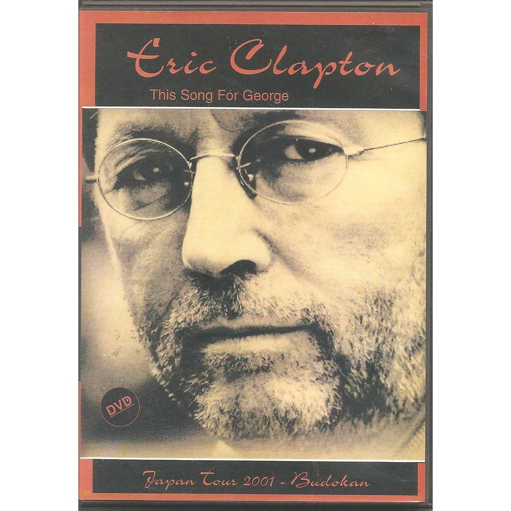 eric clapton this song for georges japan 2001