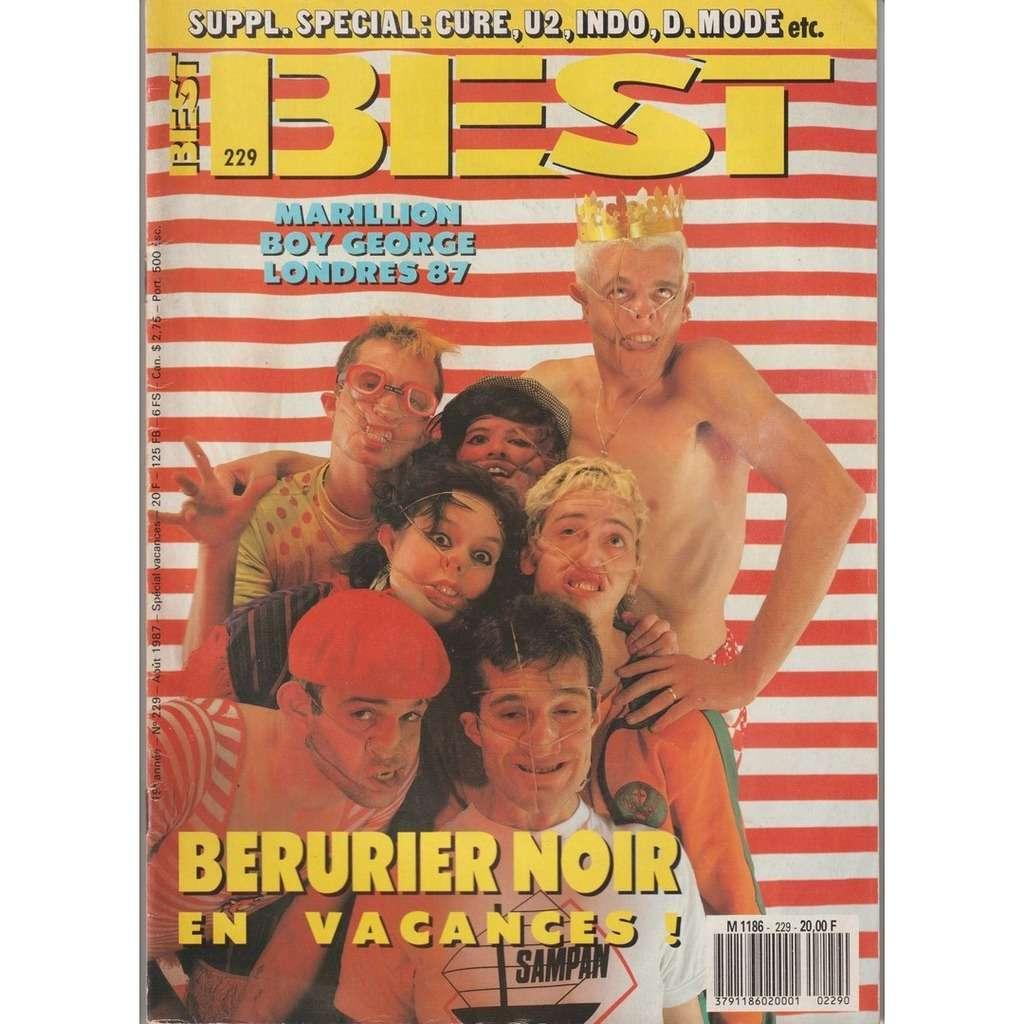 Best Magazine N° 229-août 1987