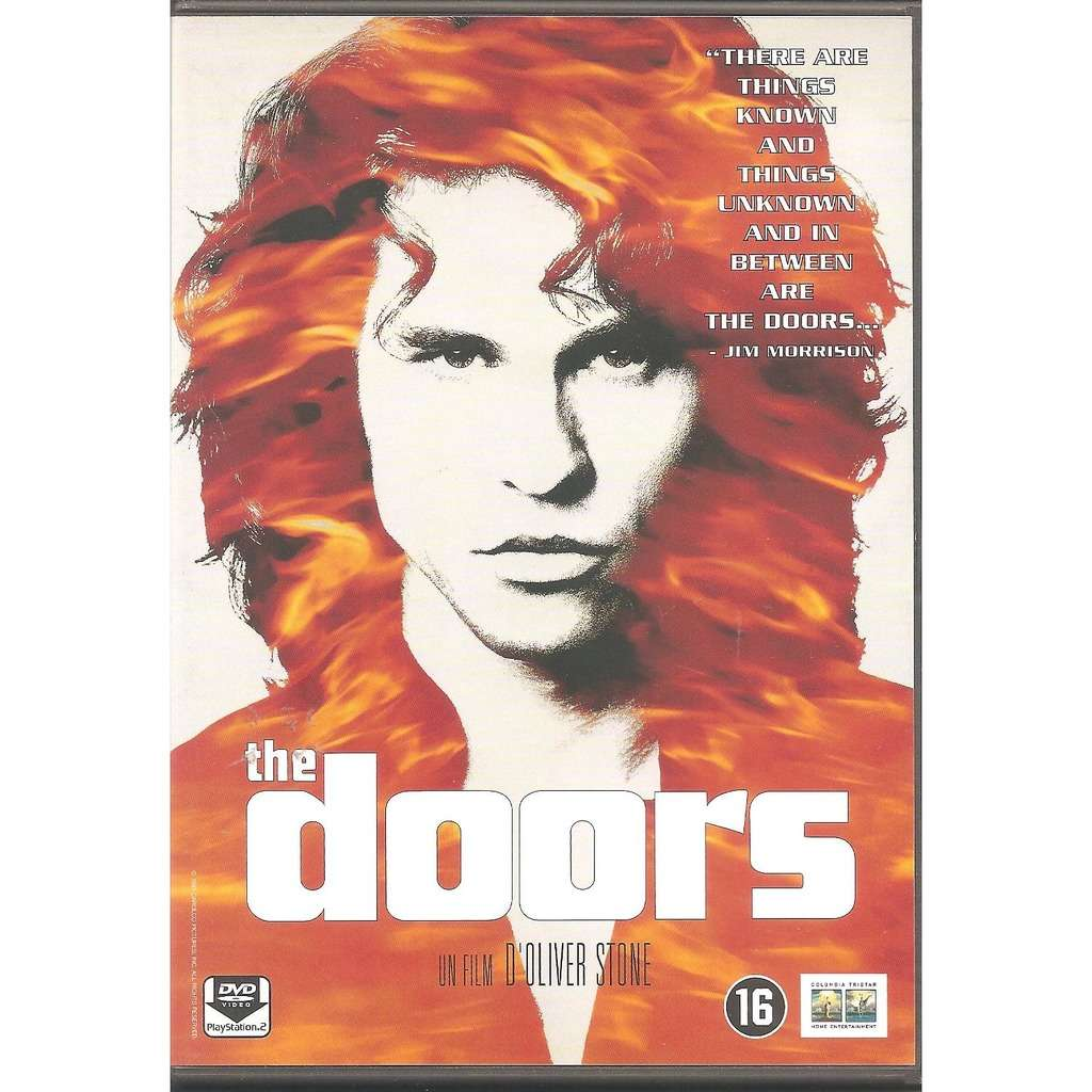 the Doors le film - oliver stone