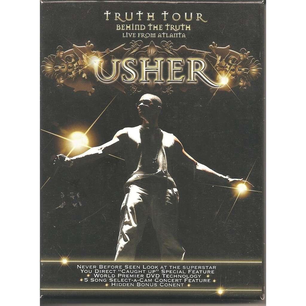 Usher TRUTH TOUR