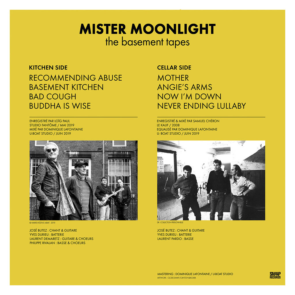 Mister Moonlight The basement tapes