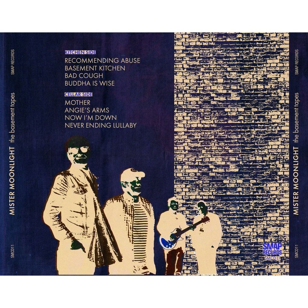 Mister Moonlight The basement tapes