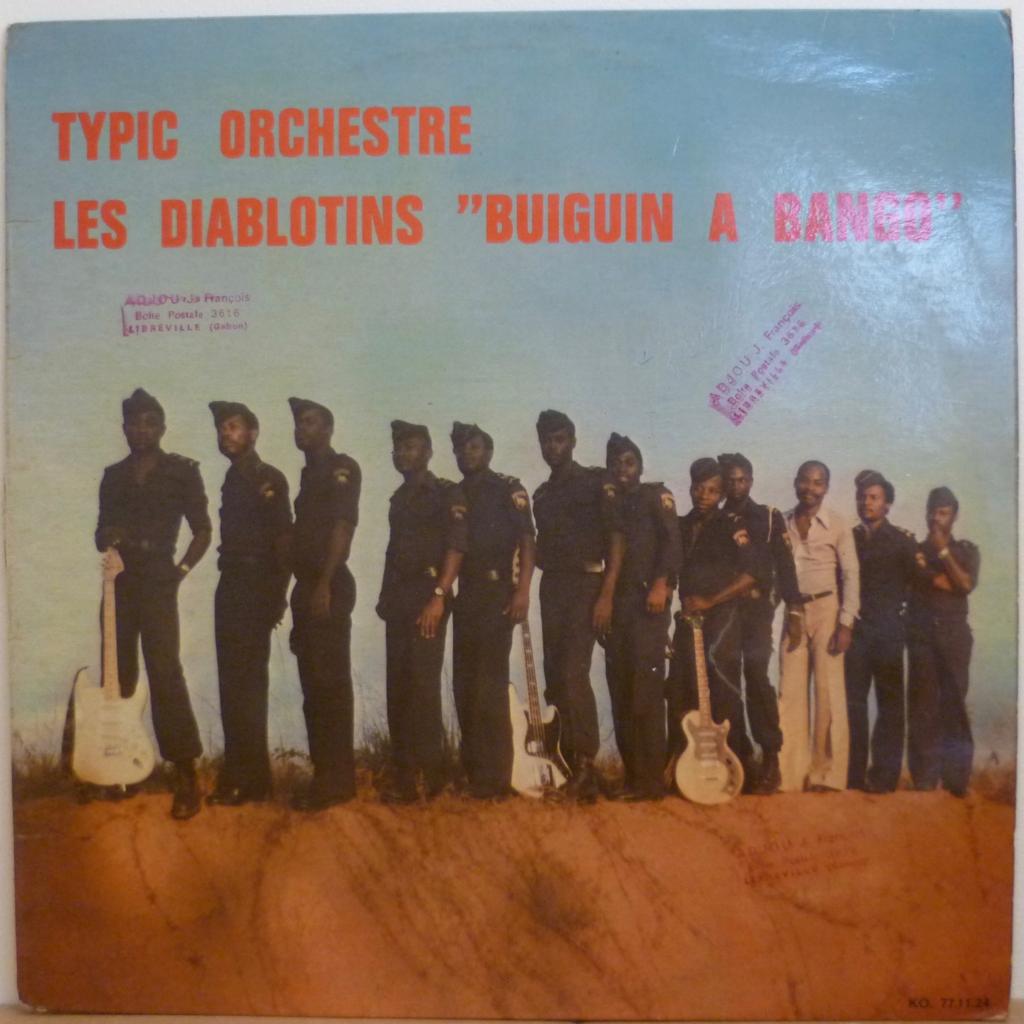TYPIC ORCHESTRE LES DIABLOTINS Biguin a Bango - Bilaye bilaye