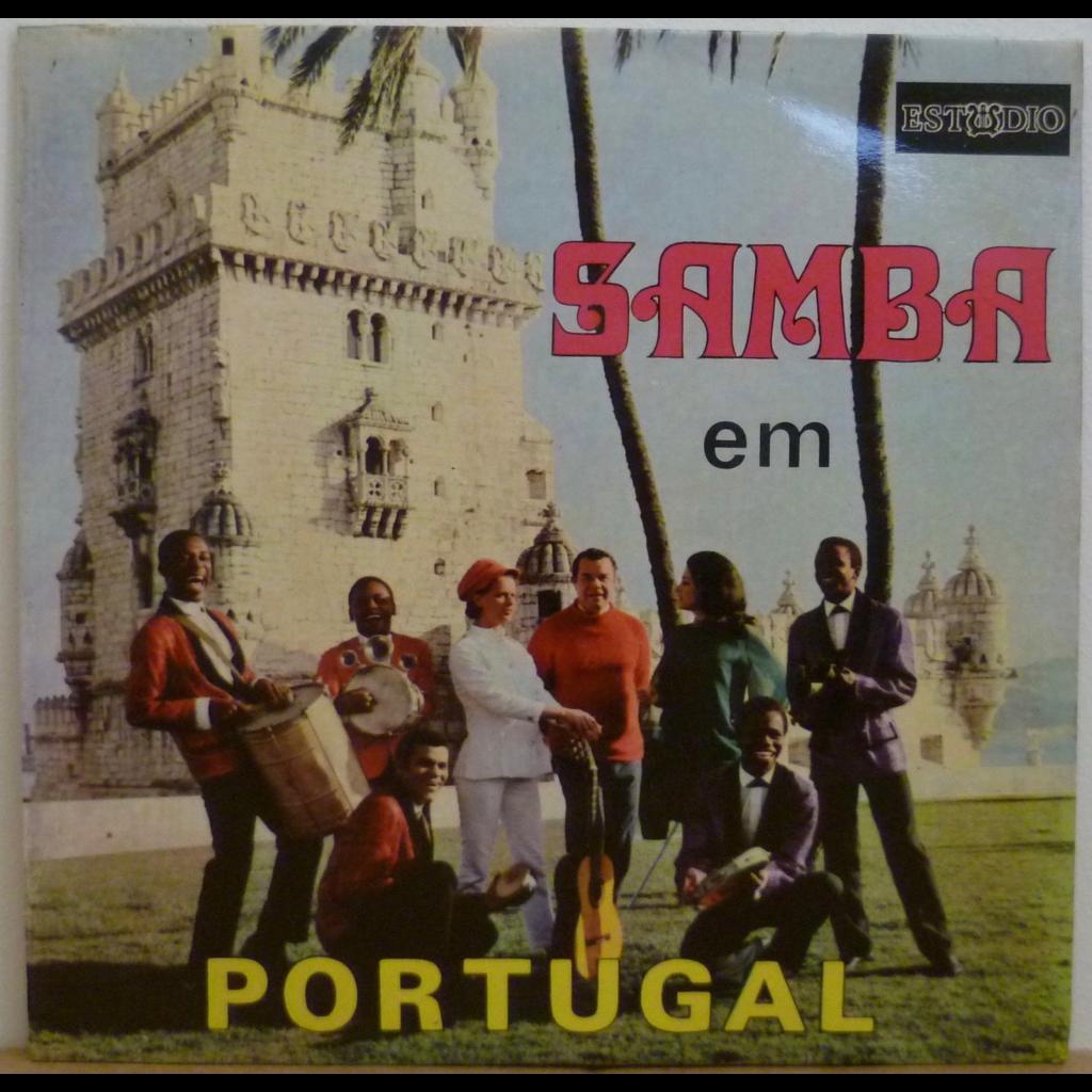 JORGE GOULART NORA NEY e os MODERNOS DO SAMBA Eu canto assim / Ritmo brasileiro / Ate 4a feira / Se oc arnaval se acabar