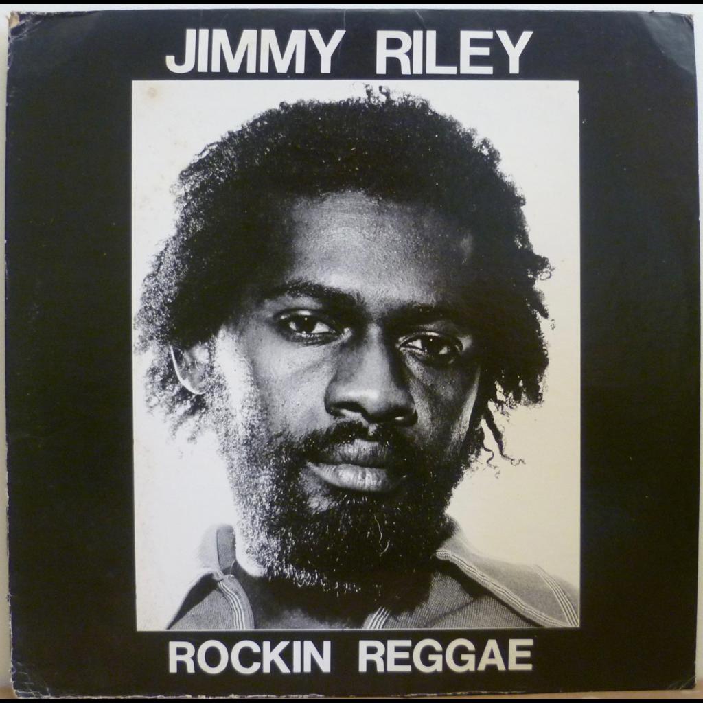 JIMMY RILEY Rockin reggae aka Give thanks & praise / Feeling is believing