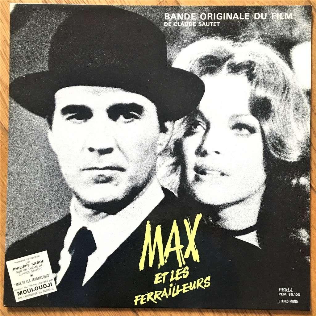 Philippe Sarde Max Et Les Ferrailleurs (Bande Originale Du Film)