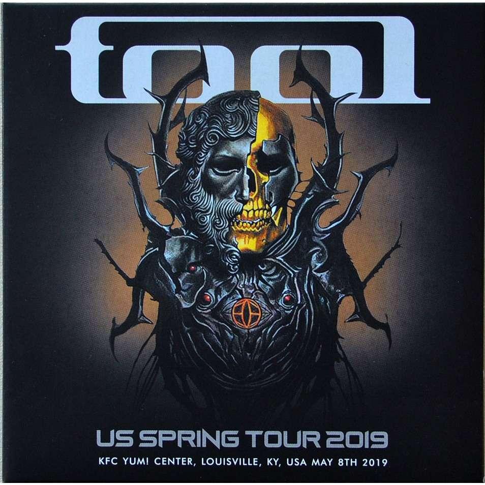 tool Live In Louisville USA 8 May 2019 US Spring Tour Bonus 2CD Digipack
