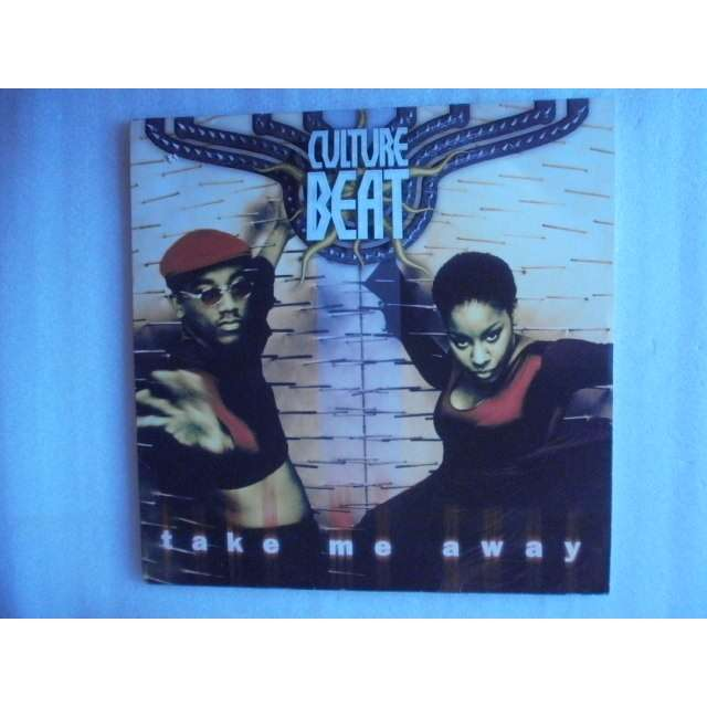 CULTURE BEAT TAKE ME AWAY - 5 TITRES - 2 MAXI 45 TOURS - 1996 - ALLEMAGNE