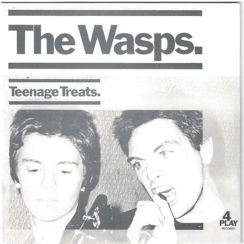 The Wasps Teenage Treats / She Made Magic