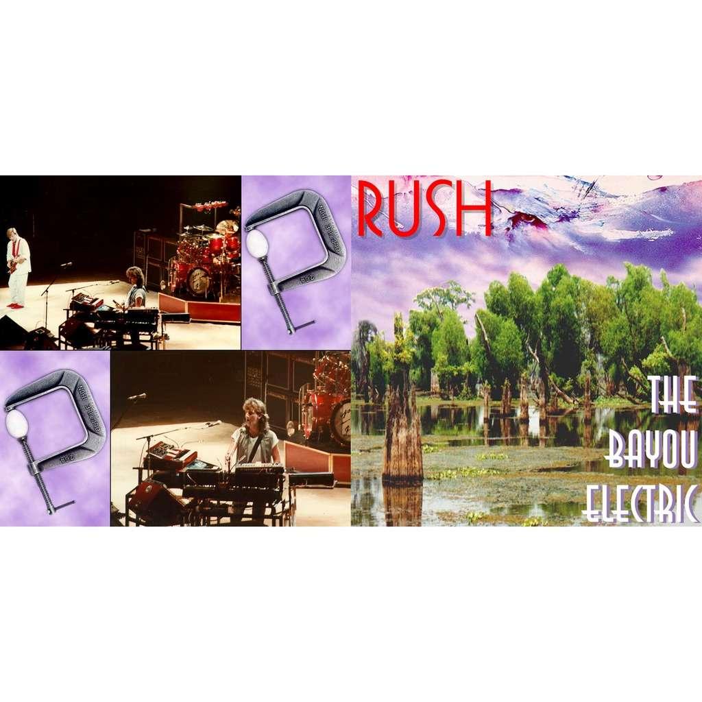 RUSH The Bayou Electric