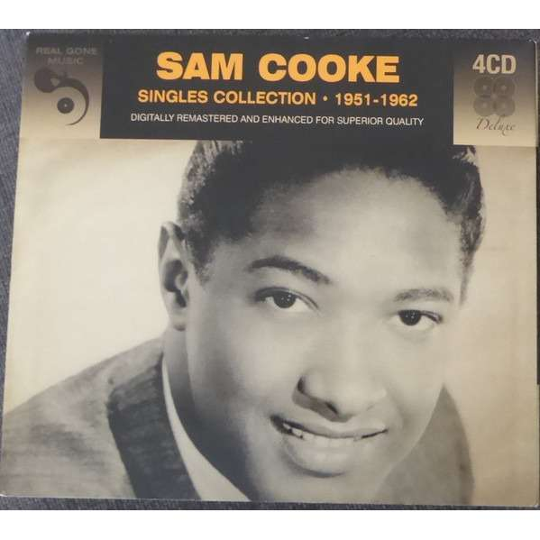 SAM COOKE SINGLES COLLECTION 1951-1962 (83 tracks)