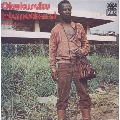 Okukuseku International Band Of Ghana s/t