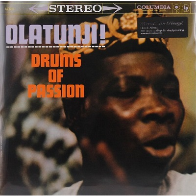 Olatunji ! Drums Of Passion