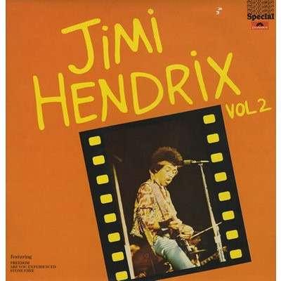 Jimi Hendrix Jimi Hendrix Vol. 2