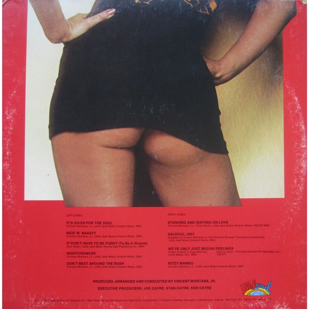 salsoul orchestra nice 'n' naasty