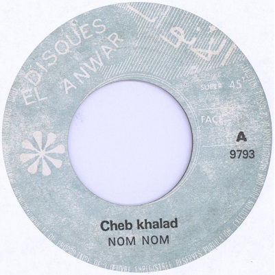 Cheb Khaled Non non / Talaa El Ghaba