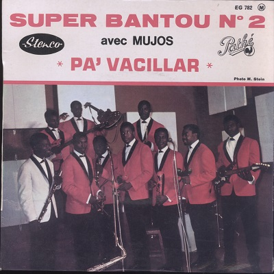 Super Bantou Avec Mujos Pa Vacillar - Super Bantou No.2