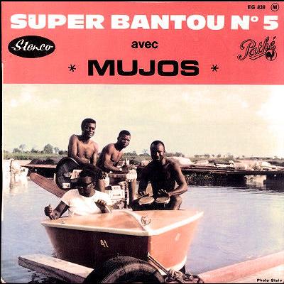Super Bantous Avec Mujos Super Bantou No.5
