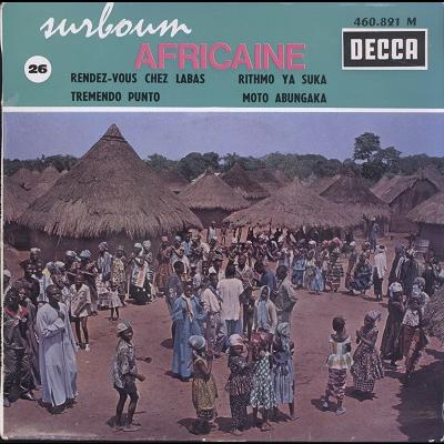 Nico, Rochereau & African Fiesta Rendez-Vous Chez Labas - Surboum Africaine No.26