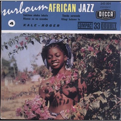 Kale, Roger Surboum African Jazz N°4