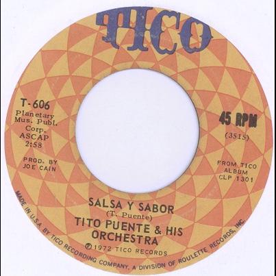 Tito Puente Salsa y sabor / Batuka