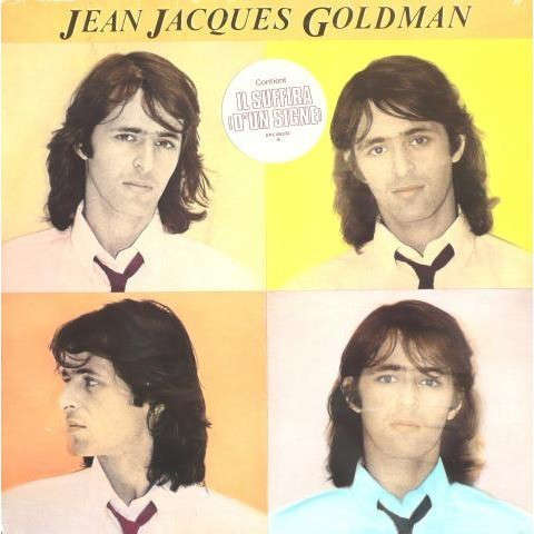 jean jacques goldman Demode