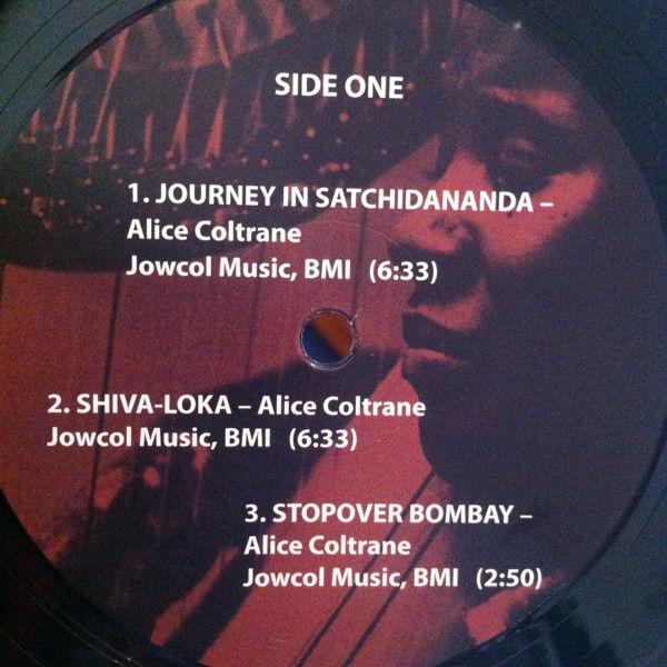 Alice Coltrane Pharoah Sanders Cecil McBee R. Ali Alice Coltrane Featuring Pharoah Sanders - Journey In Satchidananda