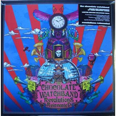 The Chocolate Watchband Revolutions Reinvented