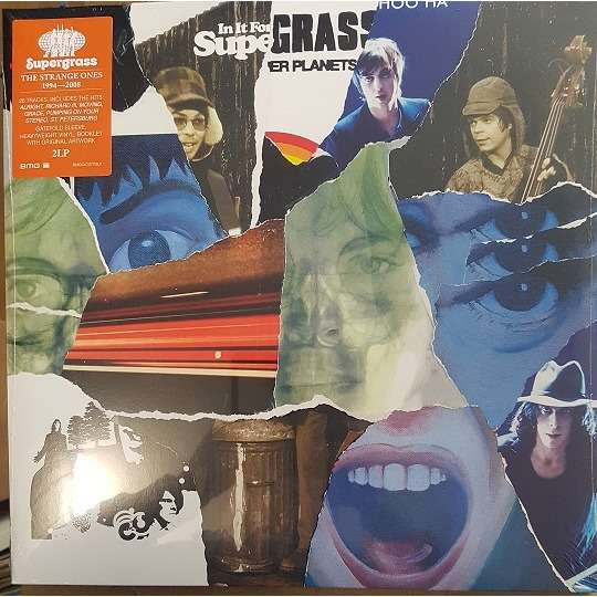supergrass The Strange Ones 1994 - 2008