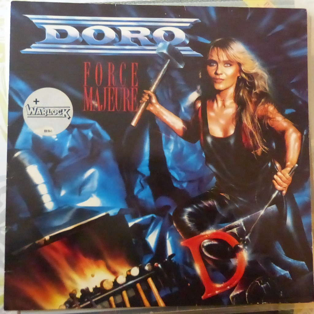 DORO FORCE MAJEURE