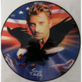 JOHNNY HALLYDAY - ALLUME LE FEU (Picture Disc) - 25 cm