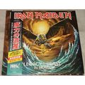 IRON MAIDEN - Legacy Of The Beast In Brazil (2xlp) Ltd Edit Gatefold Sleeve With Poster -Jap - LP x 2