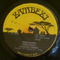 LAZARUS TEMBO - Panyama / Kanjuchi - 7inch (SP)