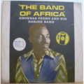 GNONNAS PEDRO & HIS DADJES BAND - The band of Africa - Volume 2 - LP