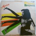 DENNIS BROWN - Africa - LP