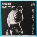 JOHNNY HALLYDAY - SWEET LITTLE SIXTEEN (Russie) - Flexi