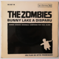 THE ZOMBIES - Bunny Lake A Disparu/Remember You +3 - 45T (EP 4 titres)