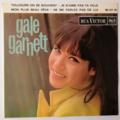 GALE GARNETT - Ne Me Parlez Plus De Lui +3 - 45T (EP 4 titres)