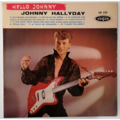 JOHNNY HALLYDAY - Hello Johnny - 25 cm