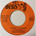 EXILE ONE - Funky crookie (Antilles/Funk) - 45T (SP 2 titres)